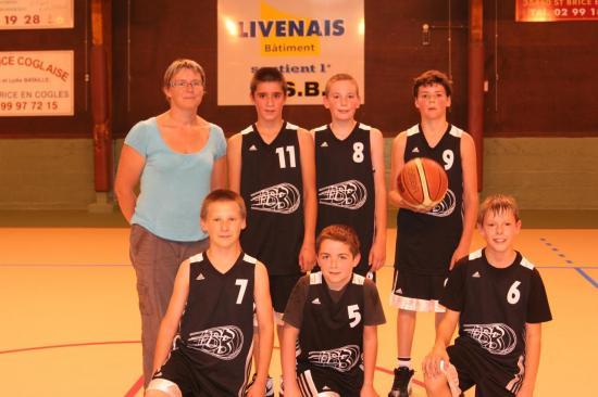 BENJAMINS 2010-2011