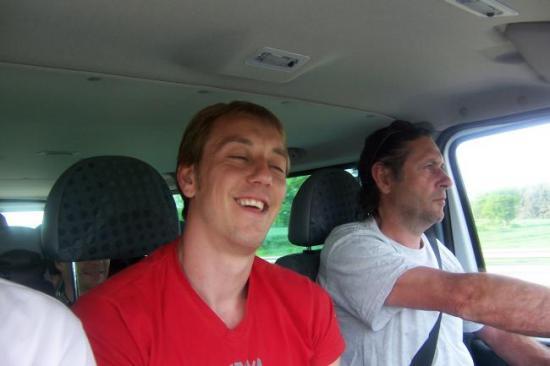 Gouesnou-SM1- Michel au volant