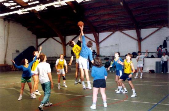 Match mixte 1991