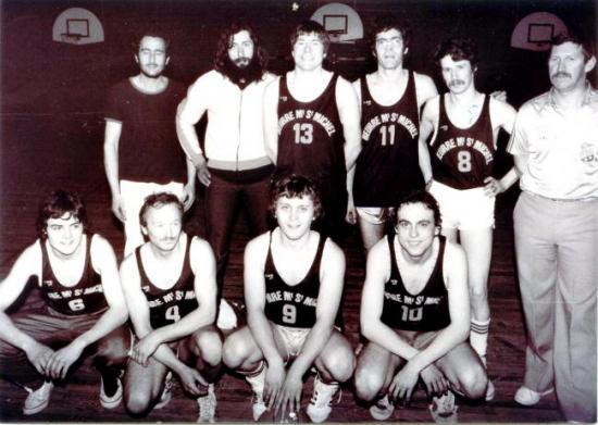 SENIORS MASCULINS 1983