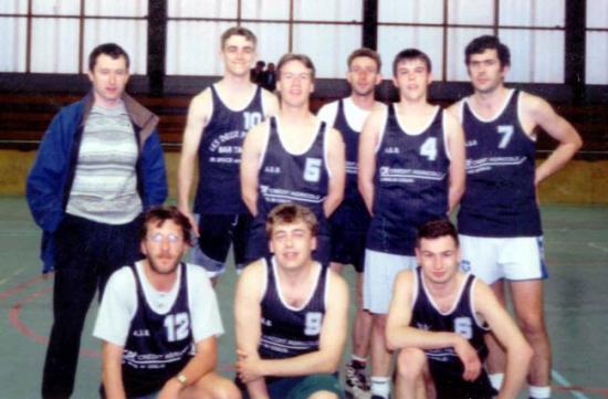 SENIORS MASCULINS 1996
