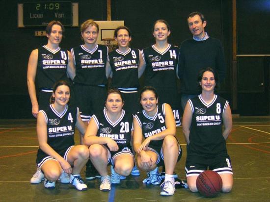 (06-07) Seniors féminines 1
