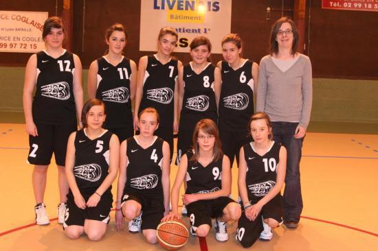 MINIMES F2 2010-2011